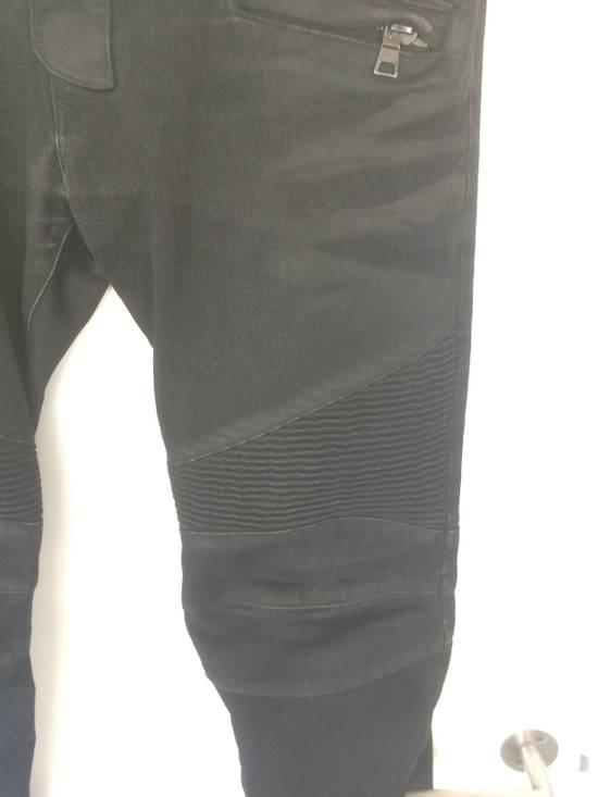 Balmain Balmain biker jeans Size US 34 / EU 50 - 2