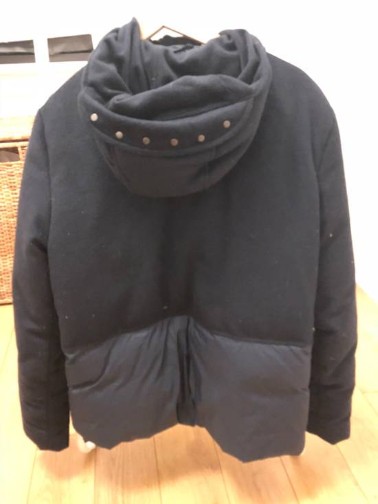 Balmain $1400 MEN PIERRE BALMAIN Winter Down Hooded Parka Jacket Coat IT50 /US40 / MED Size US M / EU 48-50 / 2 - 1