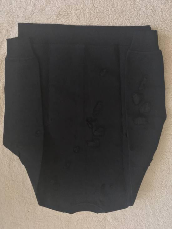 Givenchy GIVENCHY LOGO DESTROYED SWEATSHIRT Size US S / EU 44-46 / 1 - 2