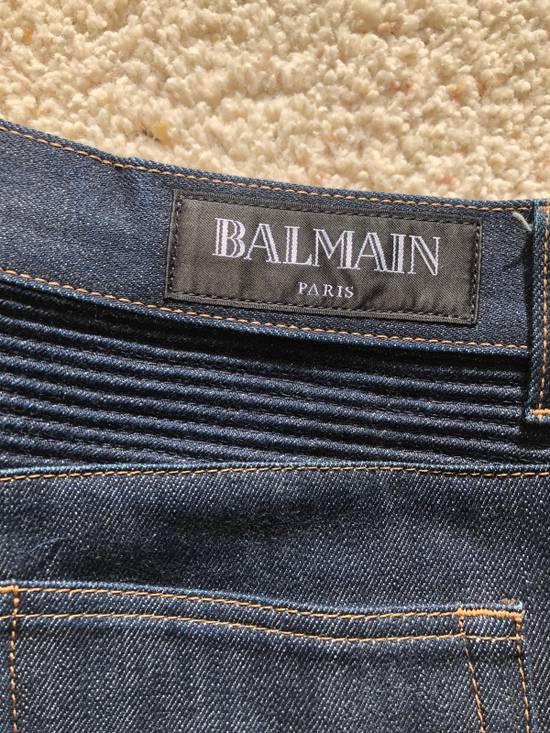 Balmain Balmain Raw Denim Size US 36 / EU 52 - 10
