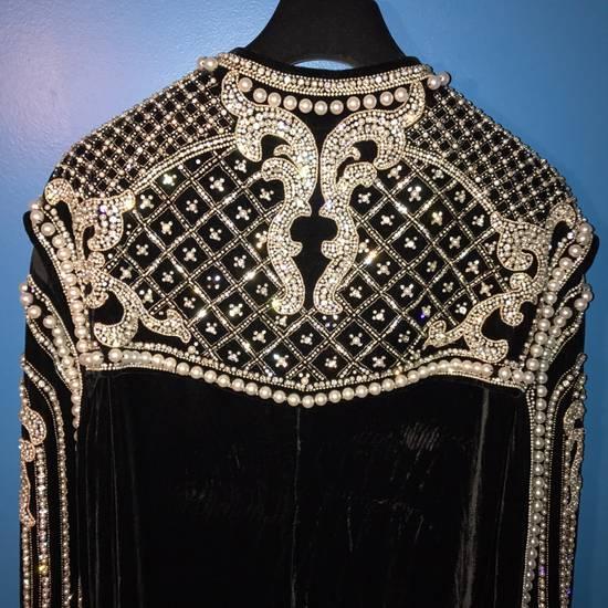 Balmain Balmain Fall 2012 Swarovski Crystal & Pearl Jacket Size US XL / EU 56 / 4 - 10
