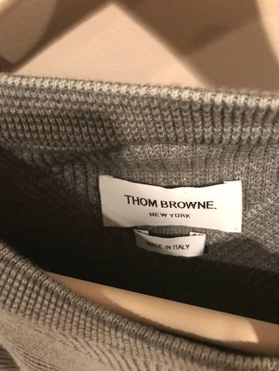 Thom Browne Thom Browne Sweater Size US L / EU 52-54 / 3 - 2