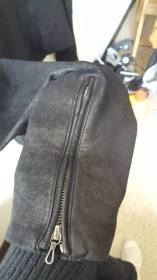 Julius Julius SS13 Vandalism Biker Jacket sz.4 Size US L / EU 52-54 / 3 - 3