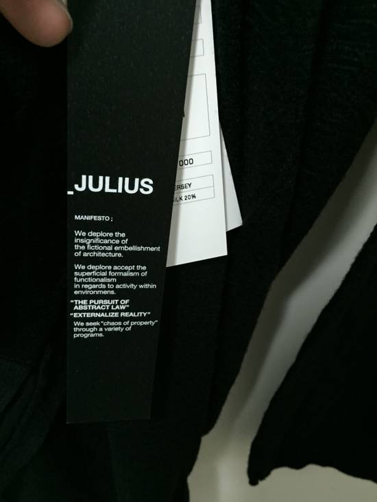 Julius _Julius 7 long sleeve tee size 1 Size US S / EU 44-46 / 1 - 5