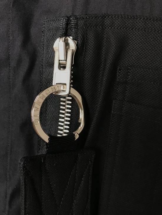 Givenchy Bomber Zip Pocket Dress Shirt Size US S / EU 44-46 / 1 - 3