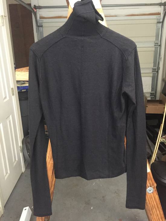 Julius AW04 Cashmere/Silk High Neck Ninja Sweater Size US M / EU 48-50 / 2 - 4