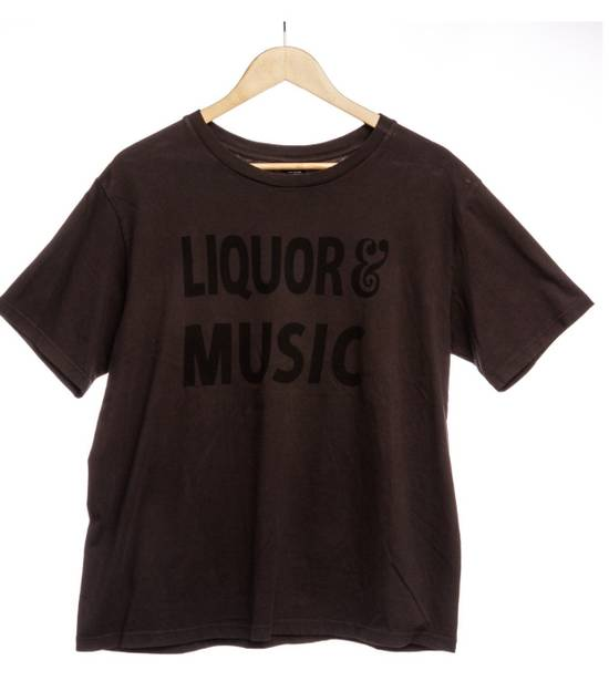 Number (N)ine Number Nine Liquor And Music Shirt Size US XL / EU 56 / 4