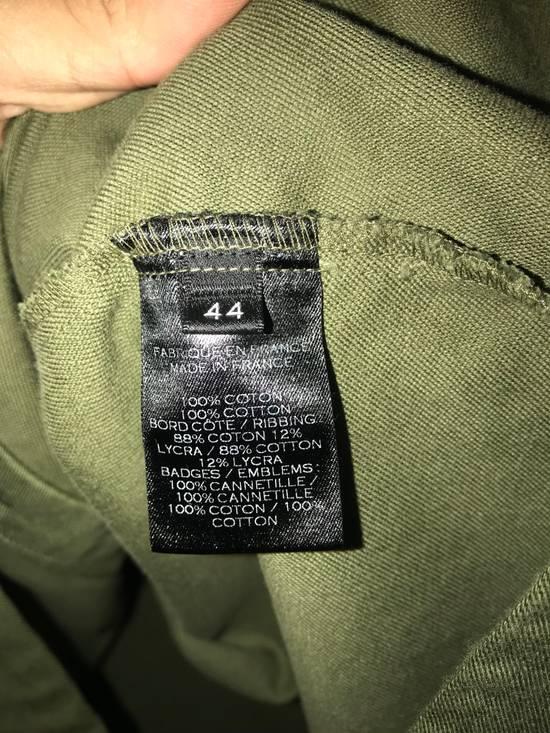 Balmain Balmain Army Green Long Sleeve T/Sweatshirt Size US S / EU 44-46 / 1 - 2