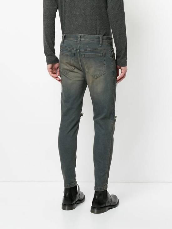 Julius Ripped Jeans Indigo Size US 32 / EU 48 - 3