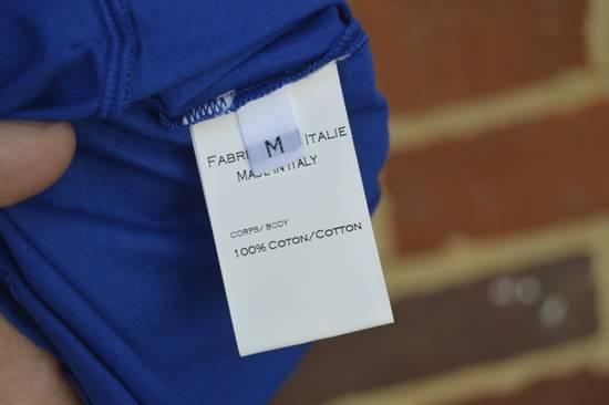 Balmain Blue Distressed T-shirt Size US M / EU 48-50 / 2 - 4