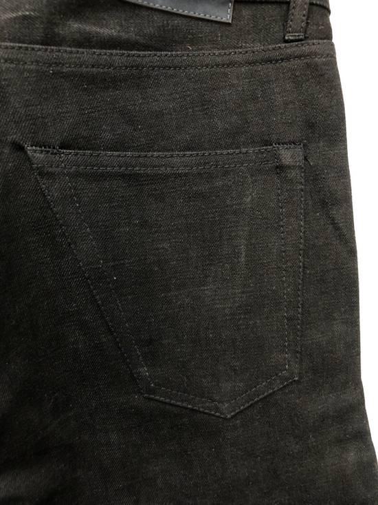 Thom Browne Black Denim Jeans MSRP $600 Size US 29 - 6