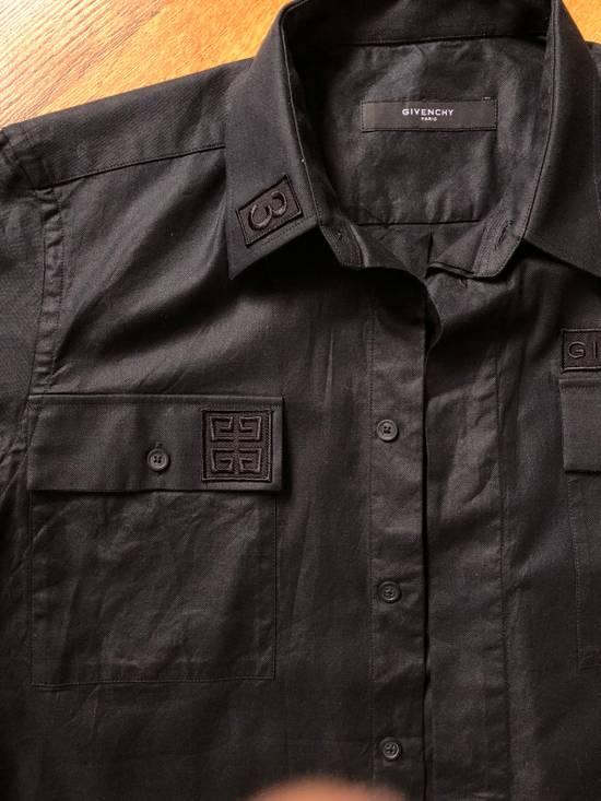 Givenchy Givenchy black shirts short sleeve Size US L / EU 52-54 / 3 - 3