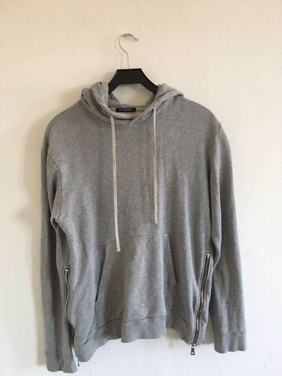 Balmain Balmain Grey Everyday Hoodie Size US S / EU 44-46 / 1