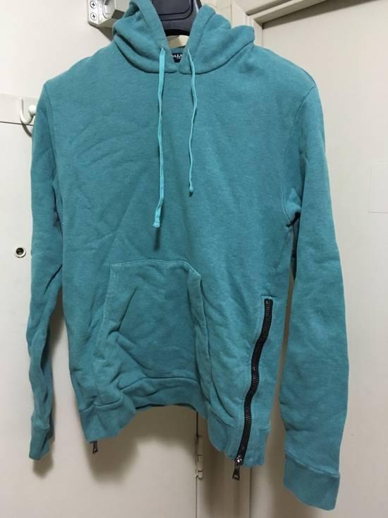 Balmain Turquoise Hoodie Size US XS / EU 42 / 0 - 4