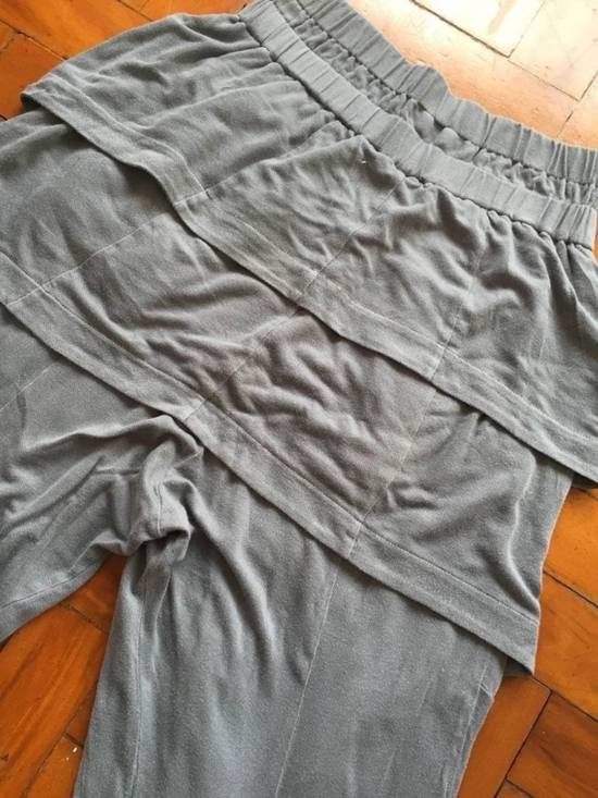 Julius Japan made silk and cotton layered skirted sweatpants Size US 28 / EU 44 - 7