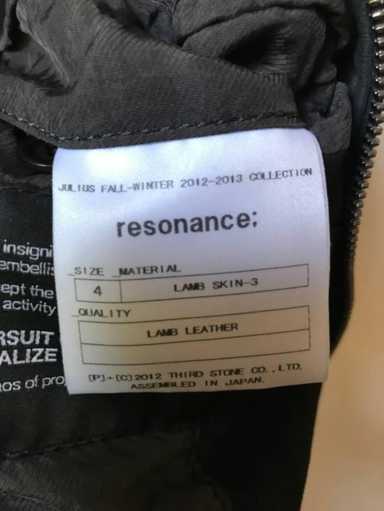 Julius lamb leather jacket size 3 Size US XL / EU 56 / 4 - 9