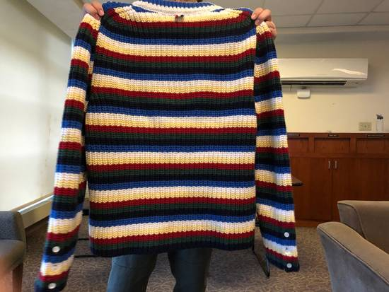 Thom Browne Cashmere Sweater Size US L / EU 52-54 / 3 - 1