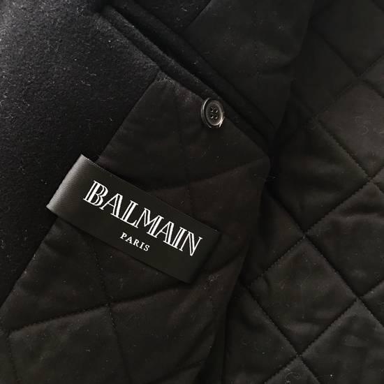 Balmain Wool-Blend Peacoat Size US S / EU 44-46 / 1 - 6
