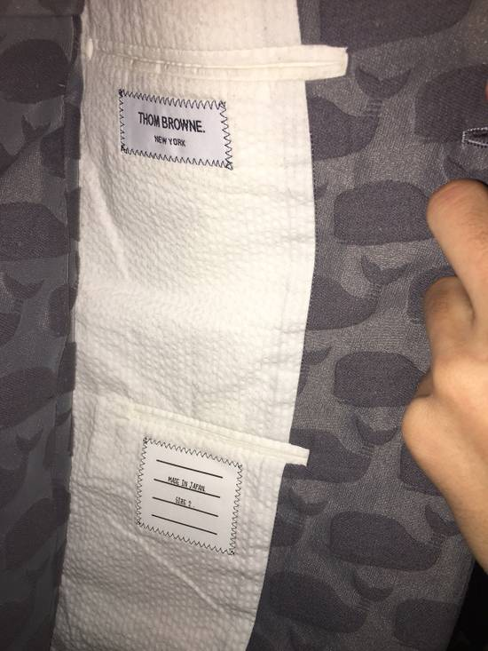 Thom Browne Whales Suit Size 36R - 2