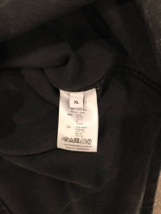 Givenchy Givenchy Black Denim Shirt With Brass Stud Detail Size US XL / EU 56 / 4 - 4