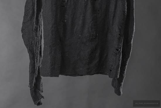 Julius 2005 AW frayed wool knit top Size US S / EU 44-46 / 1 - 1