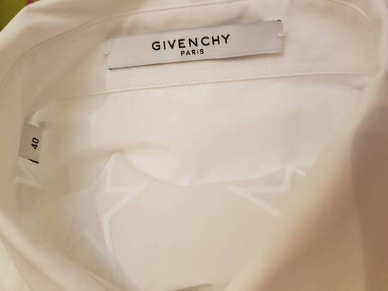 Givenchy Givenchy star embroidered shirt sz 40 Size US M / EU 48-50 / 2 - 1