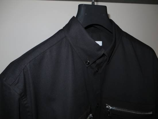 Givenchy Black zipped shirt Size US S / EU 44-46 / 1 - 2