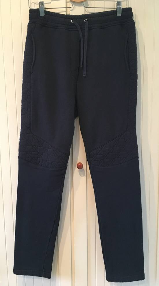 Balmain Houndstooth Embossed Jogging Sweatpants Size US 32 / EU 48 - 6