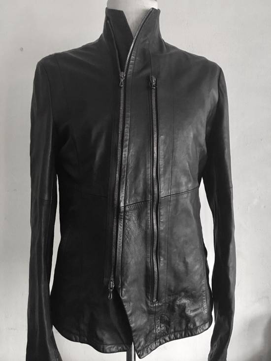 Julius FW2016 Julius Calf Leather Jacket Size US S / EU 44-46 / 1