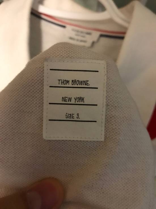 Thom Browne Strip polo Size US L / EU 52-54 / 3 - 4