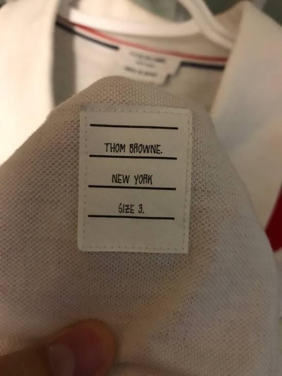 Thom Browne Strip polo Size US M / EU 48-50 / 2 - 4