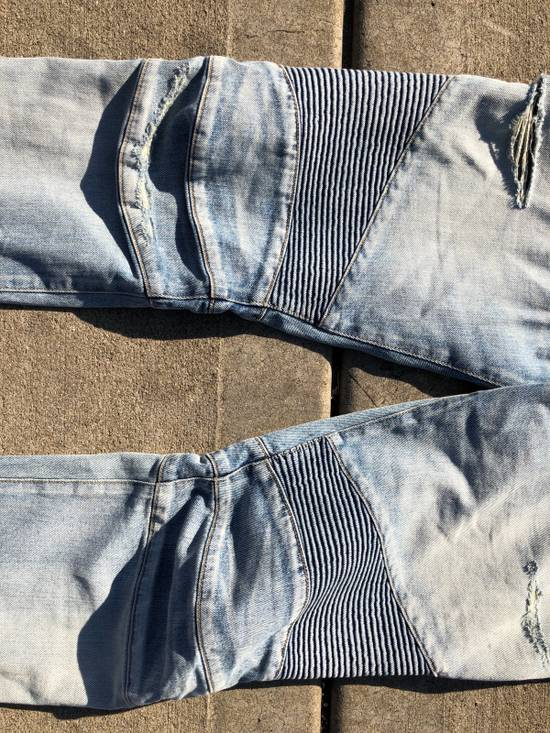 Balmain Balmain Denim Light Indigo Basically Brand New ! Size US 34 / EU 50 - 2