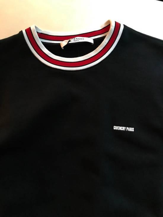 Givenchy Logo Crewneck Size US S / EU 44-46 / 1 - 1