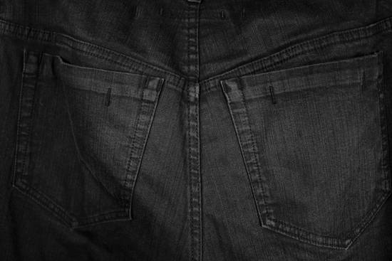 Julius Sample low crotch denim Size US 30 / EU 46 - 8