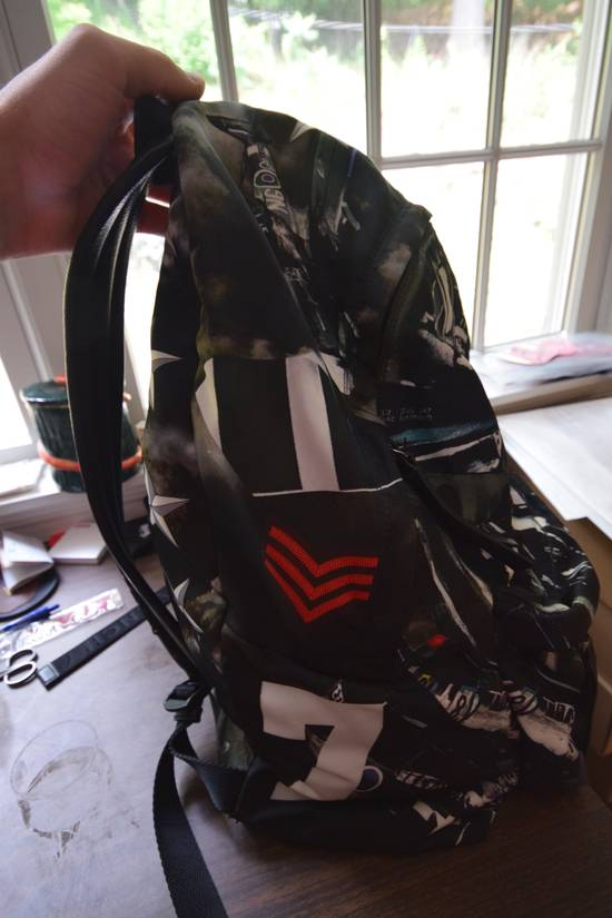 Givenchy Givenchy Fighter Jet Backpack Size ONE SIZE - 4