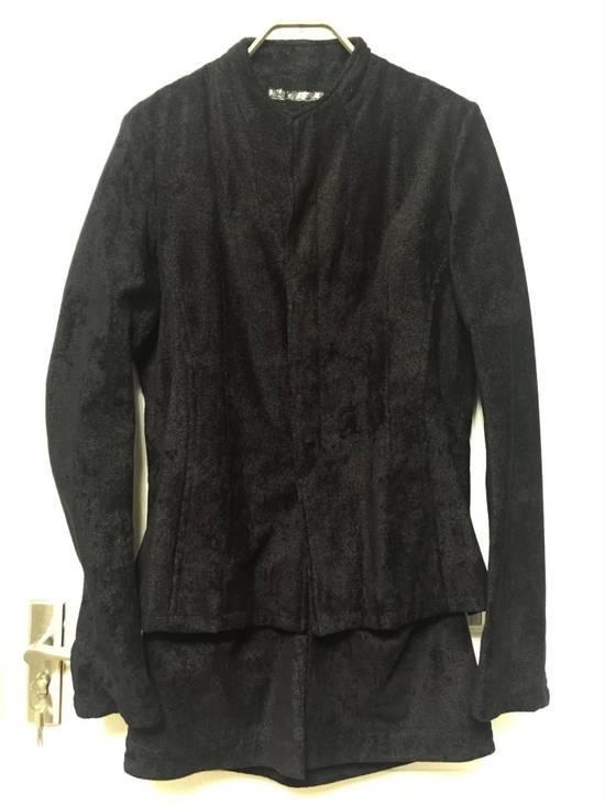 Julius 2011AW Cracked Cloth Jacket Size US XL / EU 56 / 4 - 1