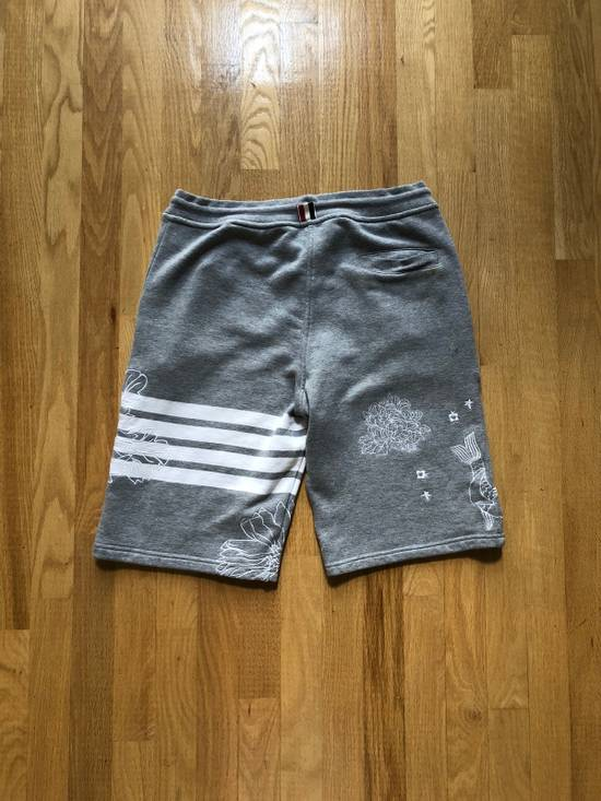 Thom Browne Thom Browne Embroidered Shorts Size 1 Size US 32 / EU 48 - 1