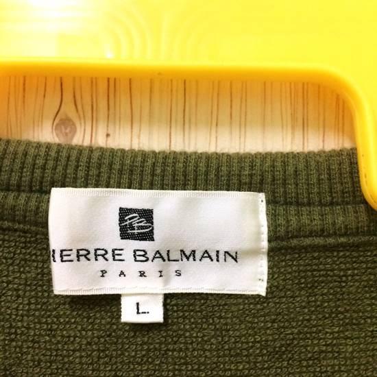 Balmain Pierre Balmain Crewneck Size US M / EU 48-50 / 2 - 2