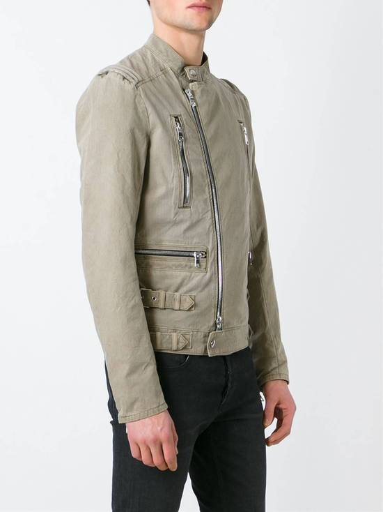 Balmain Zip biker jacket Size US XL / EU 56 / 4 - 3