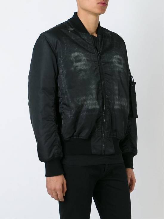 Givenchy 3500$ Black Jesus Print Bomber Jacket Size US M / EU 48-50 / 2 - 1