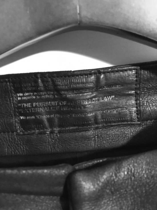 Julius Leather Shorts Size US 32 / EU 48 - 2