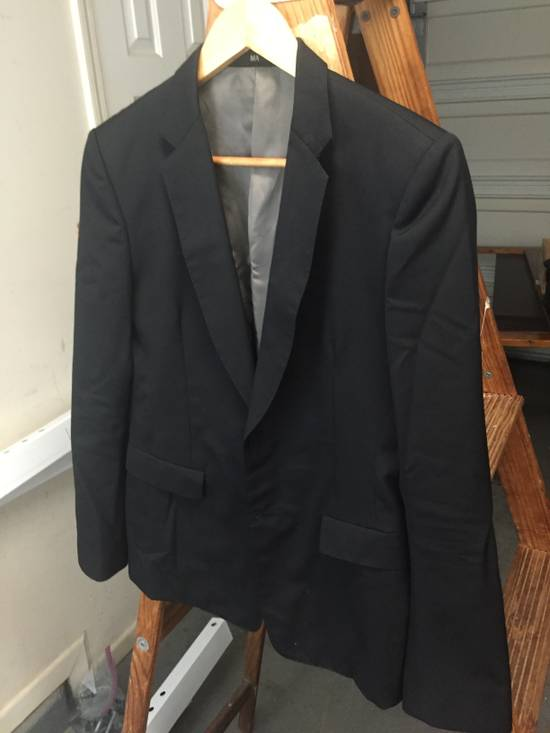 Julius AW08 Wool Gabardine 2B Blazer Size 36R - 3