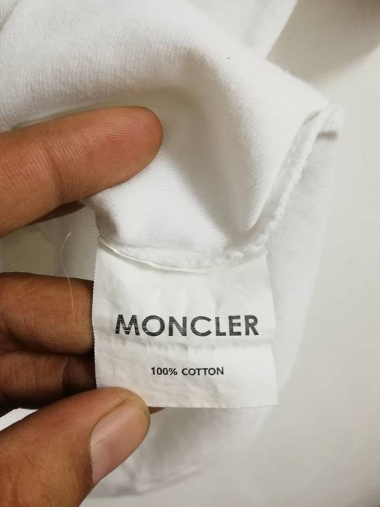 Thom Browne Moncler Gammebleu x Thom Browne Single Pocket Button Up Shirt Size US XXL / EU 58 / 5 - 7