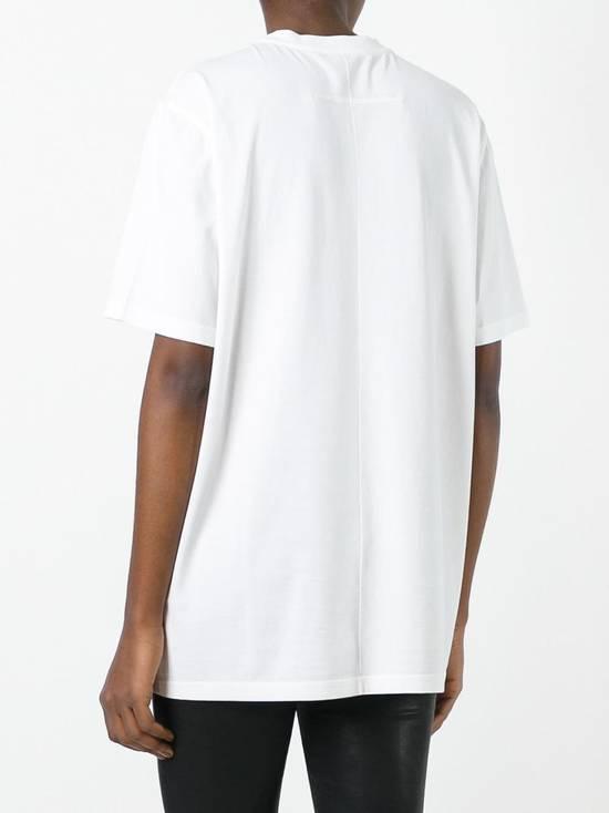 Givenchy $530 Givenchy Paris Black Logo Print Rottweiler Bambi Oversized T-shirt size XS Size US XS / EU 42 / 0 - 3