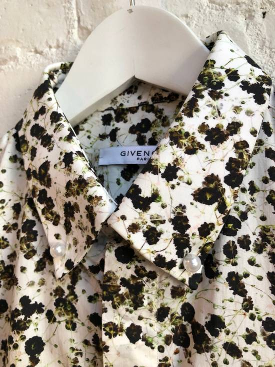 Givenchy Givenchy Floral Shirt Size US M / EU 48-50 / 2 - 2
