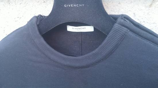Givenchy $800 Givenchy American Dream Rottweiler Cropped Sleeve Pullover Sweater size XS Size US XS / EU 42 / 0 - 10