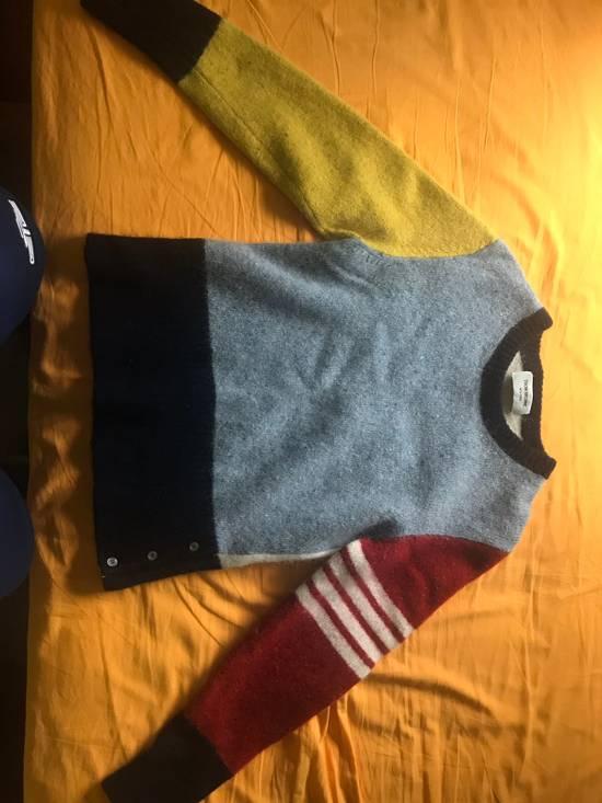 Thom Browne Thom Browne Paneled Sweater Size US L / EU 52-54 / 3 - 1