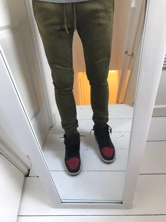 Balmain Balmain Khaki Joggers Size US 29 - 4