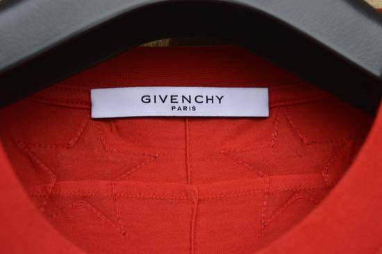 Givenchy Red 5 Stars T-shirt Size US XL / EU 56 / 4 - 5