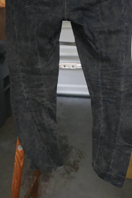 Julius FW10 'Gothik' Twisted Inseam Denim Size US 31 - 9
